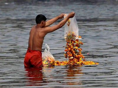Need states' cooperation for a clean Ganga: Centre to SC