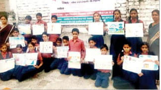 Drawing competition held