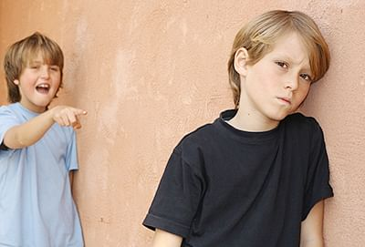 Bullied siblings at risk of developing suicidal intentions