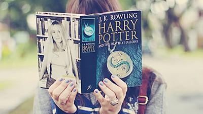 Harry Potter most loved book on Facebook