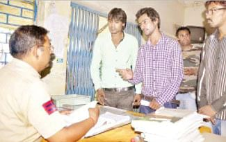 Fraudsters dupe youths promising job in constable recruitment