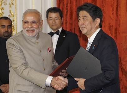 India, Japan to 'upgrade' defence cooperation