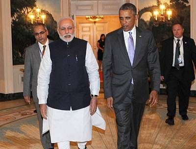 Obama visit set to galvanise India-US ties