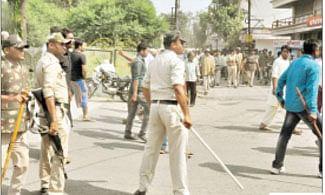 Tension prevails after firing incident in Ratlam