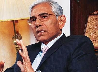 Former CAG Rai giving one-sided story: Congress