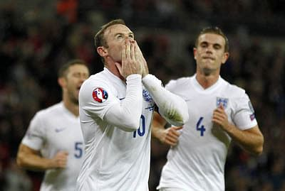 Rooney on target as Eng school San Marino