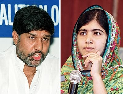 Ban assures UN's support to Satyarthi, Malala
