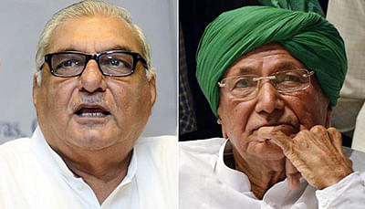 Hooda's Verbal Barb Chautala Can Form A 'Cabinet Of Prisoners'