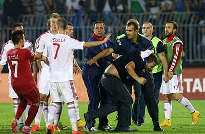 Albania prez brother arrested over European qualifier clash