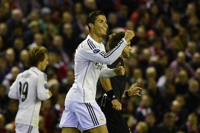 Real Madrid move four points clear in La Liga