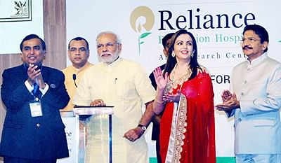 COVID-19: Reliance Foundation to feed three crore Indians amid extended lockdown