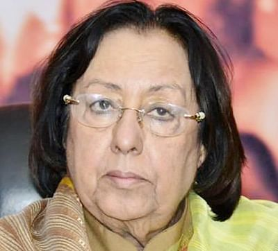 Rs 120 crore package for J-K flood victims:Najma
