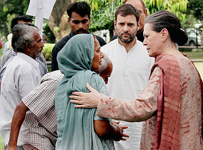 Sonia rejects Pawar remark on break-up
