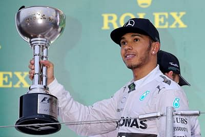 Hamilton admits F1 championship-win still long way off despite gaining biggest lead