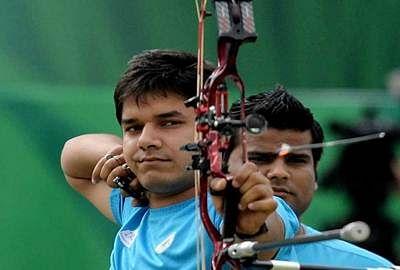 Abhishek Verma - Archery