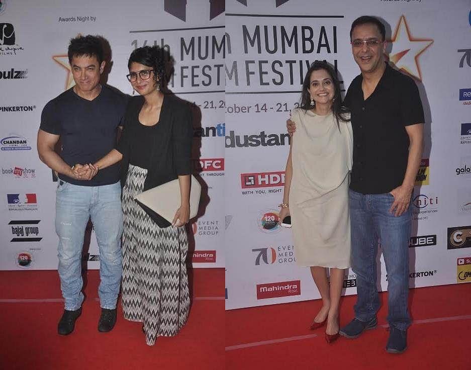 'Court', 'Chauranga' and 'Killa' bag top honors at 16th Mumbai Film Festival