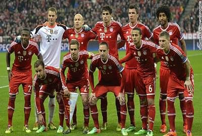 Bayern Munich advance in DFB Cup
