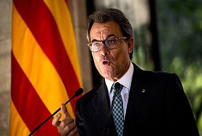 Catalonian govt cancels referendum on independence from Spain