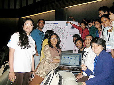 techies put their mind to social activism