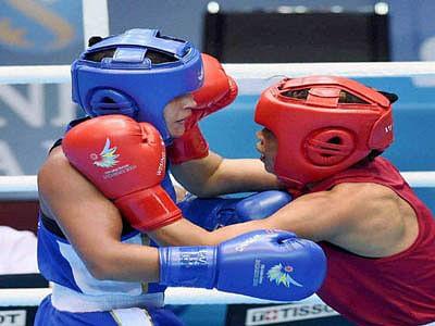 Mary Kom, Sarita Devi back in action
