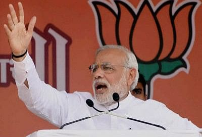End dynastic politics: Modi tells Jharkhand voters