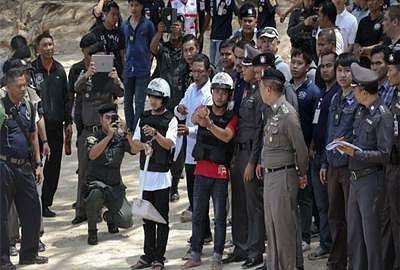 Myanmar migrants retract British tourist murders confession