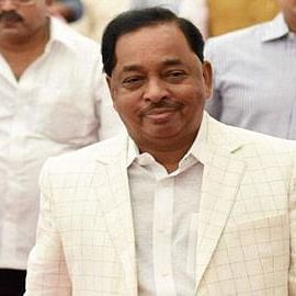 Will work to form BJP government, saysNarayan Rane