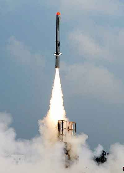 India successfully test-fires  N-capable missile 'Nirbhay'