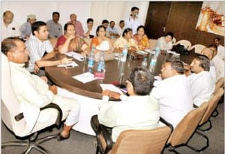 MiC nod for dev works worth over Rs 25 cr