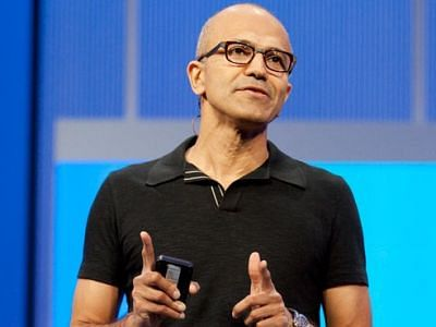 "Satya Nadella faces flak over ""inarticulate"" comments on women pay"