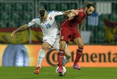 Spain, England - Euro Cup