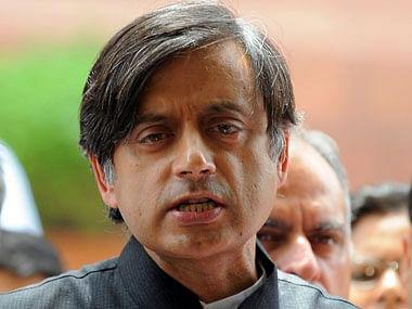 Shashi Tharoor sacked as Congress spokesperson