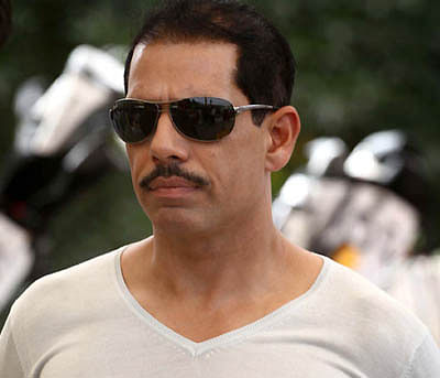 Spotlight is back on Vadra