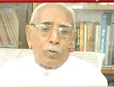RSS ideologue plays  down saffron split
