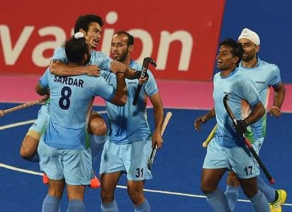 Kept emotions in check against Pak: 'keeper Sreejesh