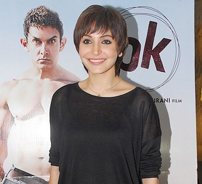 Anushka flags off her  second production