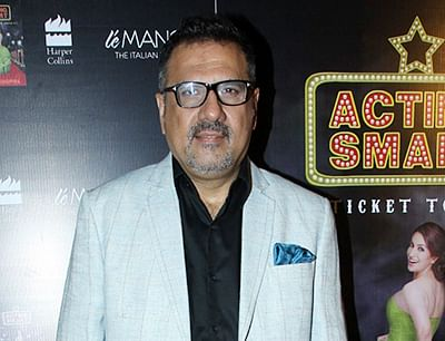 Can't see myself on screen: Boman Irani