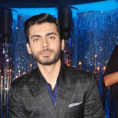 I like the idea of virgin romance: Fawad Khan
