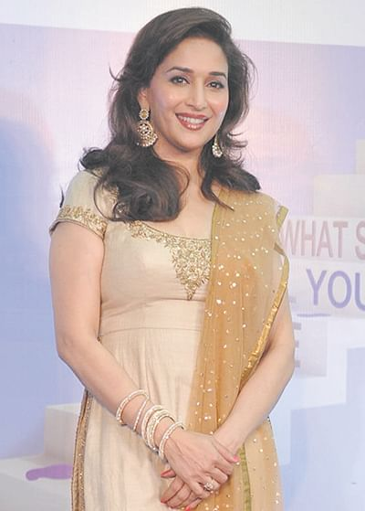 It's truly the best time for the industry: Madhuri Dixit