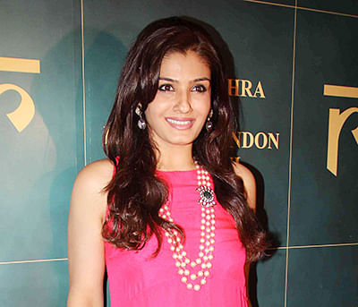 Age is just a number, says Raveena who turned 40!