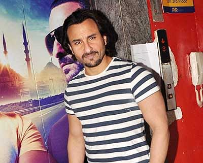 Saif Ali Khan gets into 'full swing' with kids