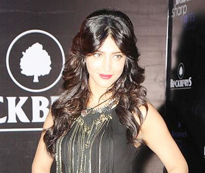 Action heroes on  the cards for Shruti