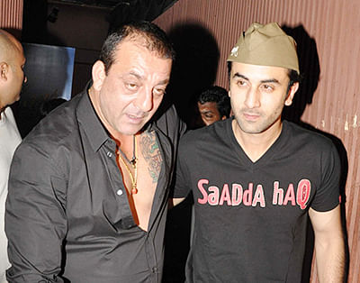 Ranbir to play Sanjay Dutt in biopic