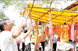 Encroachment drive turns ugly