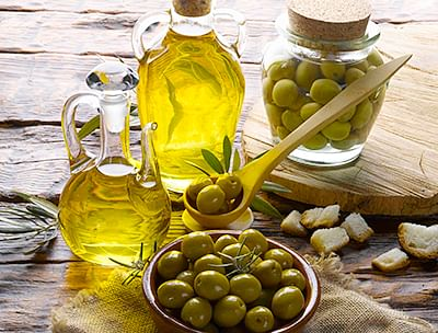 Olive oil more healthy for frying your food
