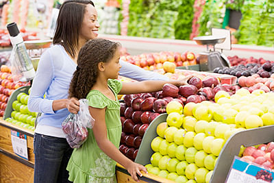 Grocery store tweak that makes shopping with kids a pleasure