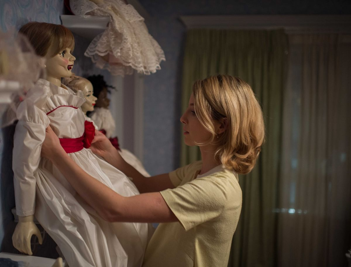 Movie Review: Annabelle – Creepy & scary
