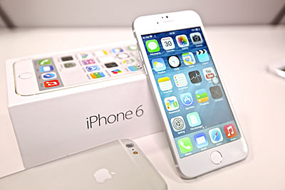 iPhone 6 selling online at starting price of about Rs 56,000 in India