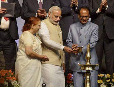 Bhopal: CM hails efforts of Modi, Jaitley for rolling out GST