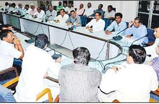 Kisan Morcha demands Kshipra water for irrigation